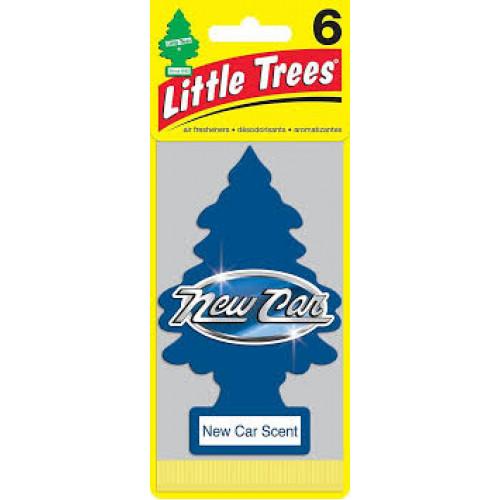 Little Trees New Car Scent - Yeni Araç Kokusu Askı Koku