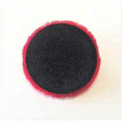 Magic 160 mm Wool Pad & Kırmızı Post  Pasta Keçesi - ( Orbital + Rotary )  17mm Tüy Boyu