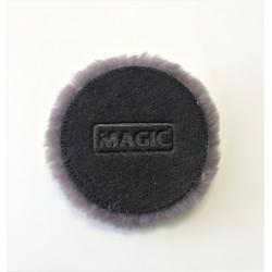 Magic 160 mm GRİ Hidrofobik Post Pasta Keçesi ( Tüy Boyu 25 mm )