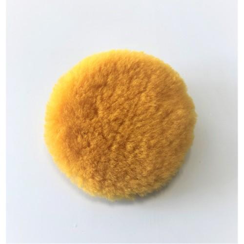 Magic 160 mm Sarı Agrasif  Yün Post Pasta Keçesi  ( Tüy Boyu 25 mm )