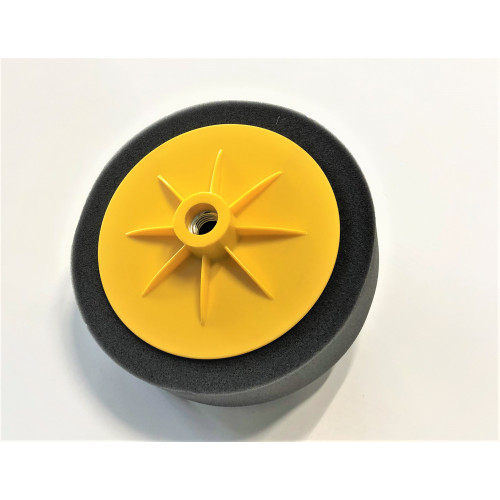 Magic 150mm Aplikatörlü Cila Süngeri Siyah