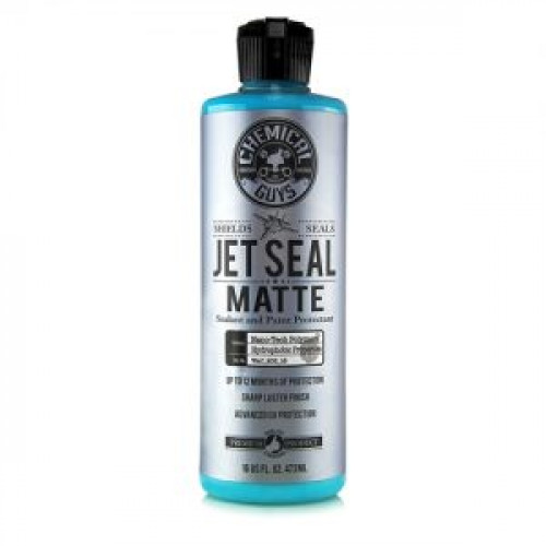 Chemical Guys JetSeal Matte Sealant and Paint Protectant –  Mat Boya ve Mat Kaplama için Yüzey Yenileme ve Koruma -  473 ml