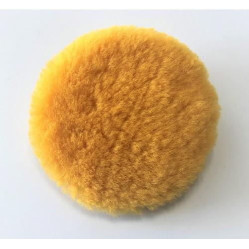 Magic 180 mm Sarı Agrasif  Yün Post Pasta Keçesi  ( Tüy Boyu 25 mm )