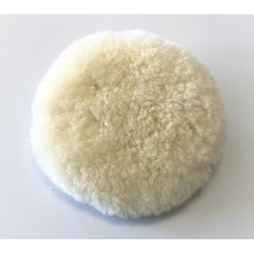 Magic 180 mm Beyaz Pasta Keçesi ( Tüy Boyu 25 mm )