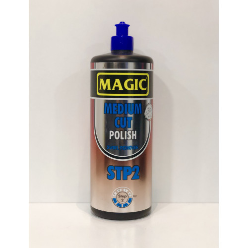 Magic Medium Cut Polish Hare Giderici Parlak Cila 1lt - STP2