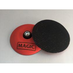 Magic 145 mm. Yumuşak Esnek Cırtlı Pasta Makinesi Tabanı