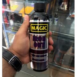 Magic Iron Out - PH Nötr Demir Tozu Sökücü ve Jant Temizleme Parlatma - 400 ml