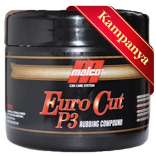 Malco Euro Cut P3 Kalın Pasta 600gr