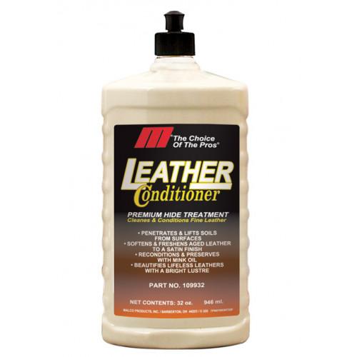 Malco Leather Conditioner Deri Bakım 946ml