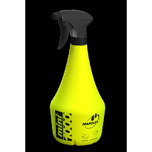 MAROLEX mini ™ Eco 1000 – Kimyasala dayanıklı sprey şişe 1000 ml.