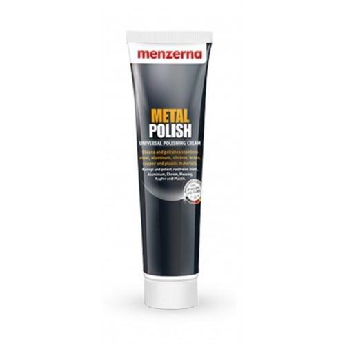 Menzerna Polishing Cream Tube Krom - Metal Parlatıcı Krem 125gr.