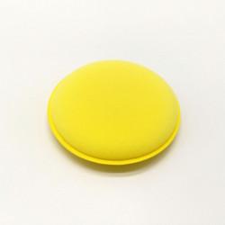 Magic 10cm Sarı Cila ve Wax El Uygulama Pedi
