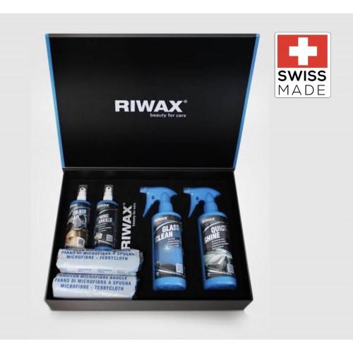 RIWAX Car Care Kit – Hızlı Temizlik ve Bakım Kiti – 6 Ürün (564332)*