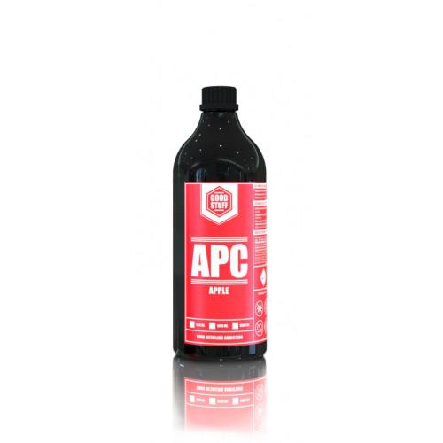 GOOD STUFF APC Apple - Elma Kokulu Çok Amaçlı Genel Temizlik - 1 Litre