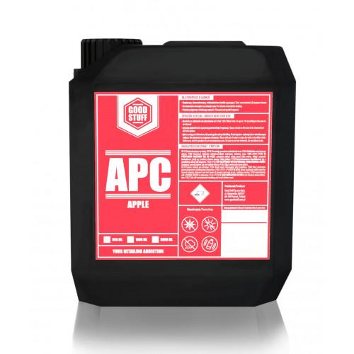 GOOD STUFF APC Apple  - Elma Kokulu Çok Amaçlı Genel Temizlik - 5 Litre