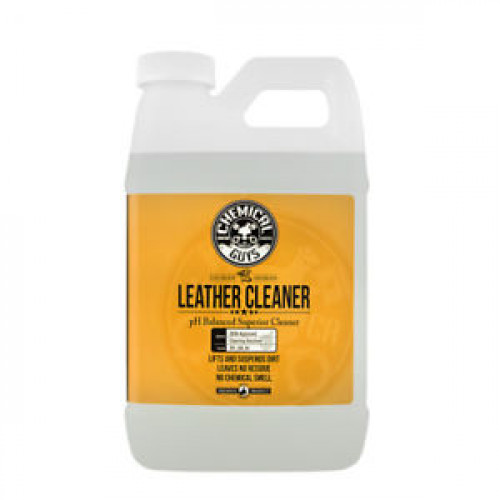 Chemical Guys Leather Cleaner Deri Temizleme - 1.892 Litre  - 64 OZ