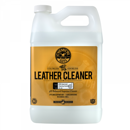 Chemical Guys Leather Cleaner -Hassas Deri Temizleme GL 3,78 litre