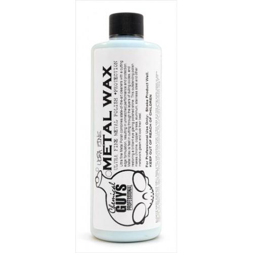 Chemical Guys Metal Wax Eski Ambalaj 473ml