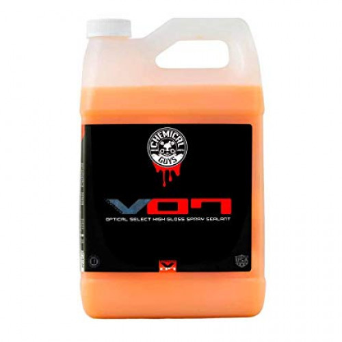 Chemical Guys Hybrid V07 High-Gloss Sealant – Ultra Parlak Hibrit Boya Koruyucu Sprey Hızlı Cila  3.78 Litre