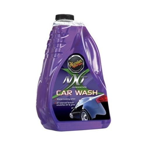 Meguiars Nxt Car Wash - Cilalı Şampuan 1.89lt
