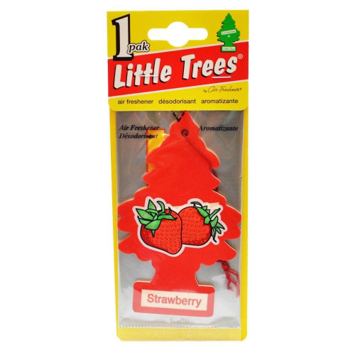 Little Trees Araç Kokusu Strawberry
