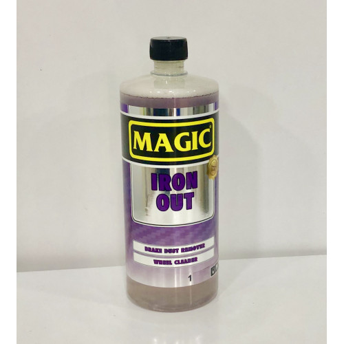Magic Iron Out - PH Nötr Demir Tozu Sökücü ve Jant Temizleme Parlatma - 1000 ml