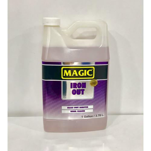 Magic Iron Out - PH Nötr Demir Tozu Sökücü ve Jant Temizleme Parlatma - 3,78 Litre