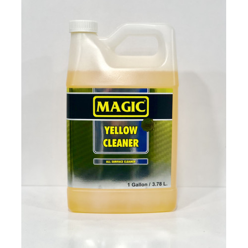 Magic Yellow Cleaner APC ( All Purpose Cleaner ) - Genel Temizlik- 1/20 - 3.78 Lt