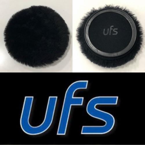 Ufs Siyah Kuzu Postu Agresif Focus 160 mm Keçe ( Tüy Boyu 25 mm )