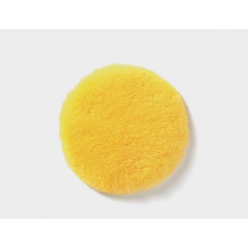 3D HD Sarı Agresif Yün Pasta Keçesi (160mm) K-WY7