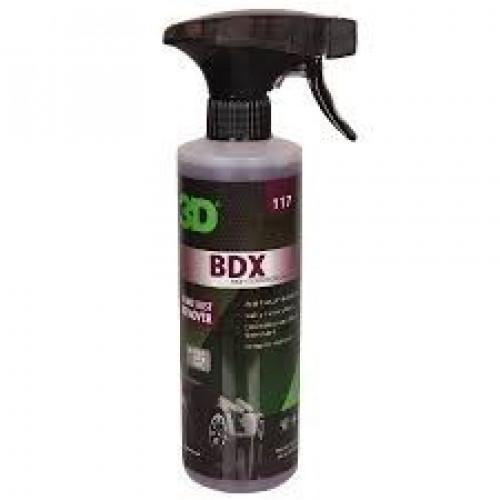 3D BDX  Jant , Balata Tozu, Demir Tozu ( iron ) Sökücü ve Parlatıcı - 16 OZ - Made in USA