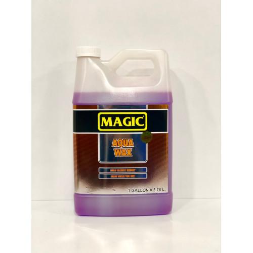 Magic AQUA Wax - Islak Kullanım Hızlı Cila & Wax - 3.78 LT