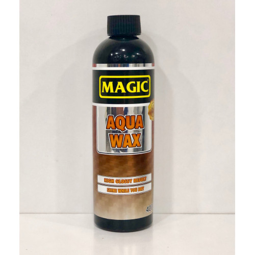 Magic AQUA Wax - Islak Kullanım Hızlı Cila & Wax KONSANTRE ( 1:10 ) - 400 ml