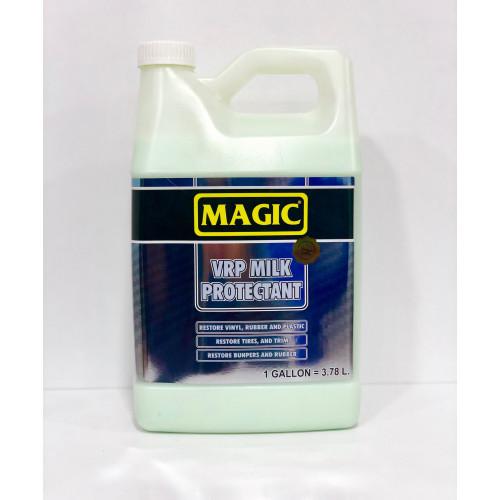 Magic VRP Milk Protectant - Motor & Vinil & Plastik Bakım Koruma Sütü - 3.78 LT