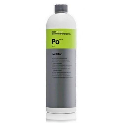 Koch Chemie PO Pol Star - Deri Alcantara Döşeme Temizleyici Pol Star 1lt.