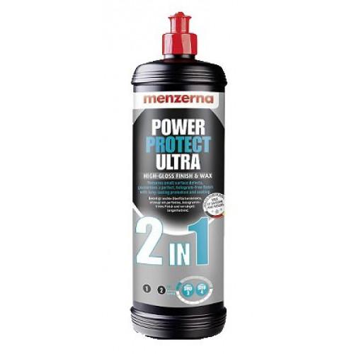 Menzerna 2in1 Protect Ultra - Üstün Boya Koruyucu Cila 1 lt