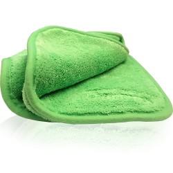 CarPro FAT BOA MicroFiber Towel – 70cm*80cm Mikrofiber Yeşil Bez - 800gsm