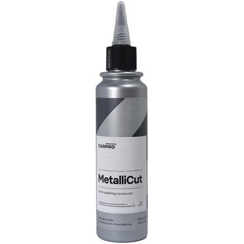CarPro MetalliCut – Krom ve Metal Parlatma Cilası – 150ml