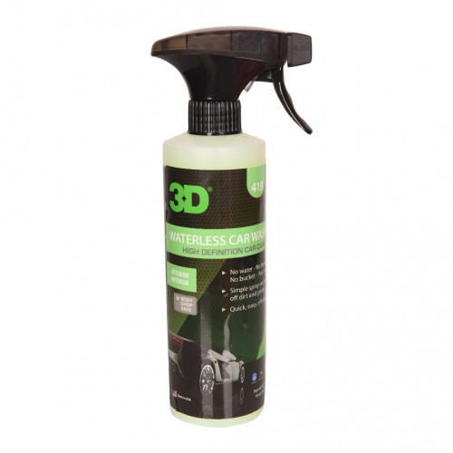 3D Waterless Car Wash - Susuz Yıkama - Cilalama 473 ml