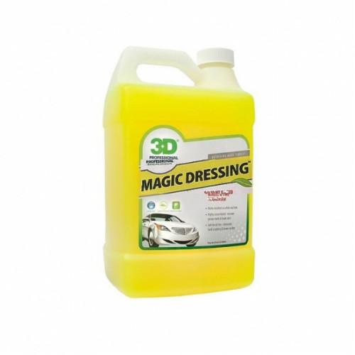 3D Magic Dressing-Solvent Bazlı Lastik Parlatıcı 3.79 lt. 704G01
