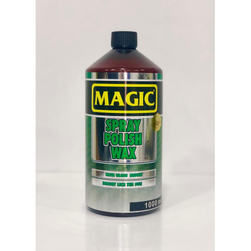 Magic Spray Polish & Wax - Sprey Hızlı Cila 1000 ml