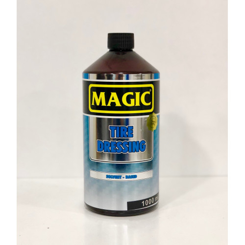 Magic TIRE DRESSING - Uzun Ömürlü Lastik Parlatıcı  - 1000 ml