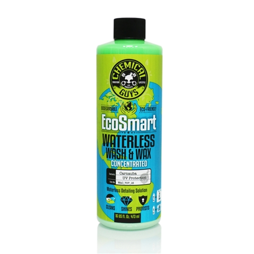 Chemical Guys EcoSmart  - Susuz Yıkama & Pratik Cila Konsantre ( 1/8 )  473 ml