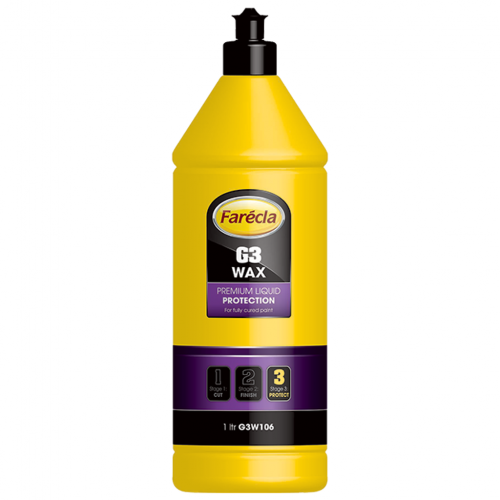 Farecla G3 Wax Top Polish 1 Lt