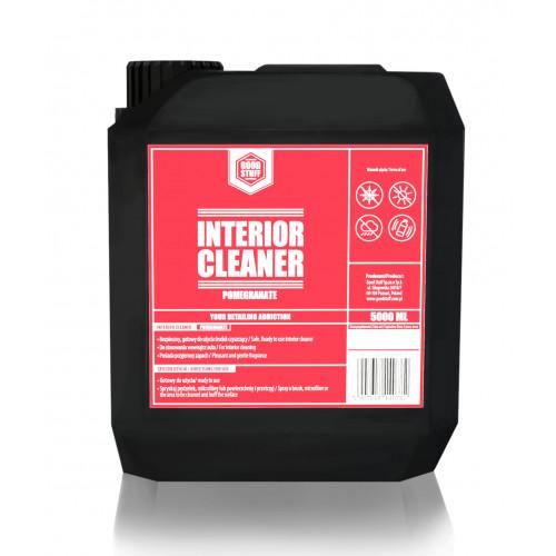 GOOD STUFF Interior Cleaner Pomegranate  – Nar Kokulu Torpido Bakalit Temizlik Ürünü – 5 Litre