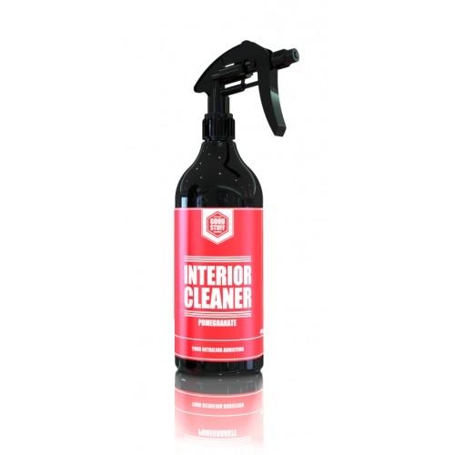 Good Stuff Interior Cleaner Pomegranate  – Nar Kokulu Torpido Bakalit Temizlik Ürünü – 1 Litre + Canyon Sprey Başlık