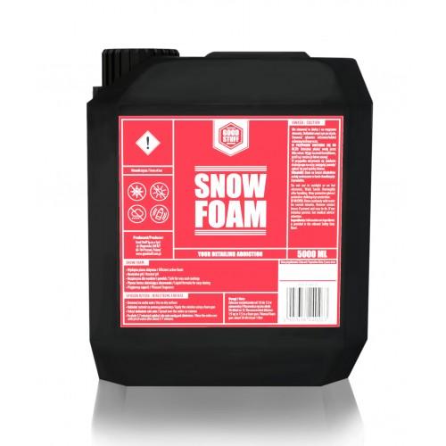 Good Stuff Snow Foam  – Ph Nötr Bol Köpüklü Araç Şampuanı 5 Litre
