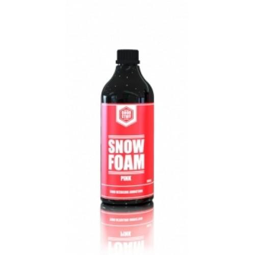Good Stuff Snow Foam Pink  – Pembe Ph Nötr Bol Köpüklü Araç Şampuanı 500ml