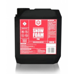 Good Stuff Snow Foam Pink  – Pembe Ph Nötr Bol Köpüklü Araç Şampuanı 5 Litre