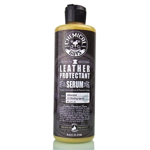 Chemical Guys Leather Protectant Serum - Deriye Doğal Görünüm ve Koruma Sağlayan Bakım Serumu  473 ml